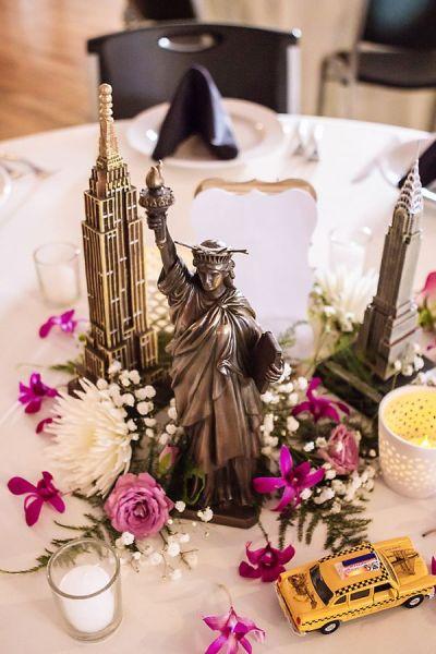 haley & amit's travel-themed wedding | Travel themed ...