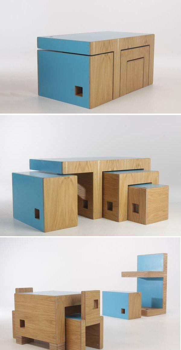 ReStyle Multifunctional modular furniture ReStyle is not one - moderne modulare kuche komfort