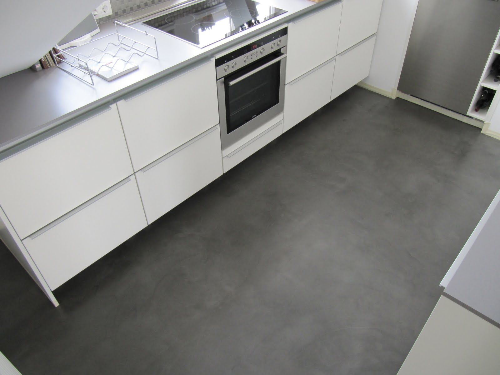 Fußboden Bad Beton ~ Pu beschichtung badezimmer boden béton brut in der farbe no 5