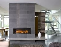 Modern Fireplace - Mantel Ideas - Living Room | Modern ...