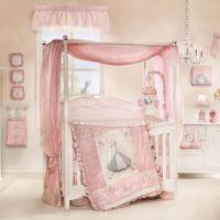 CINDERELLA Premier 7-Piece Crib Bedding Set featuring ...