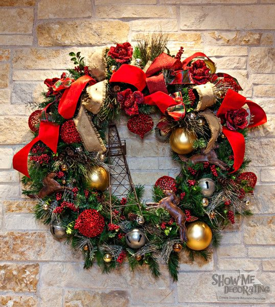 Christmas, Fall \ Halloween Decorating Blog for Trees, Home Decor - western christmas decorations