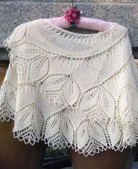 Lace Shawl and Wrap Knitting Patterns | Knitting patterns ...