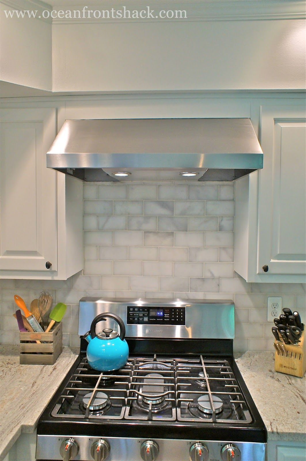 Replacing Kitchen Cabinets On A Budget Replacing Microwave With Range Hood Replace A Built In