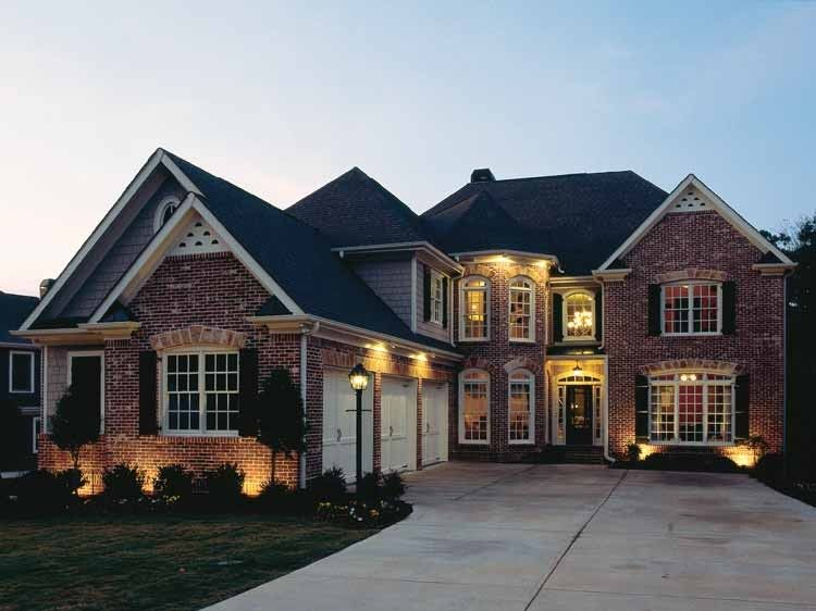 1000+ Ideas About Brick Houses On Pinterest   Brick Homes, House