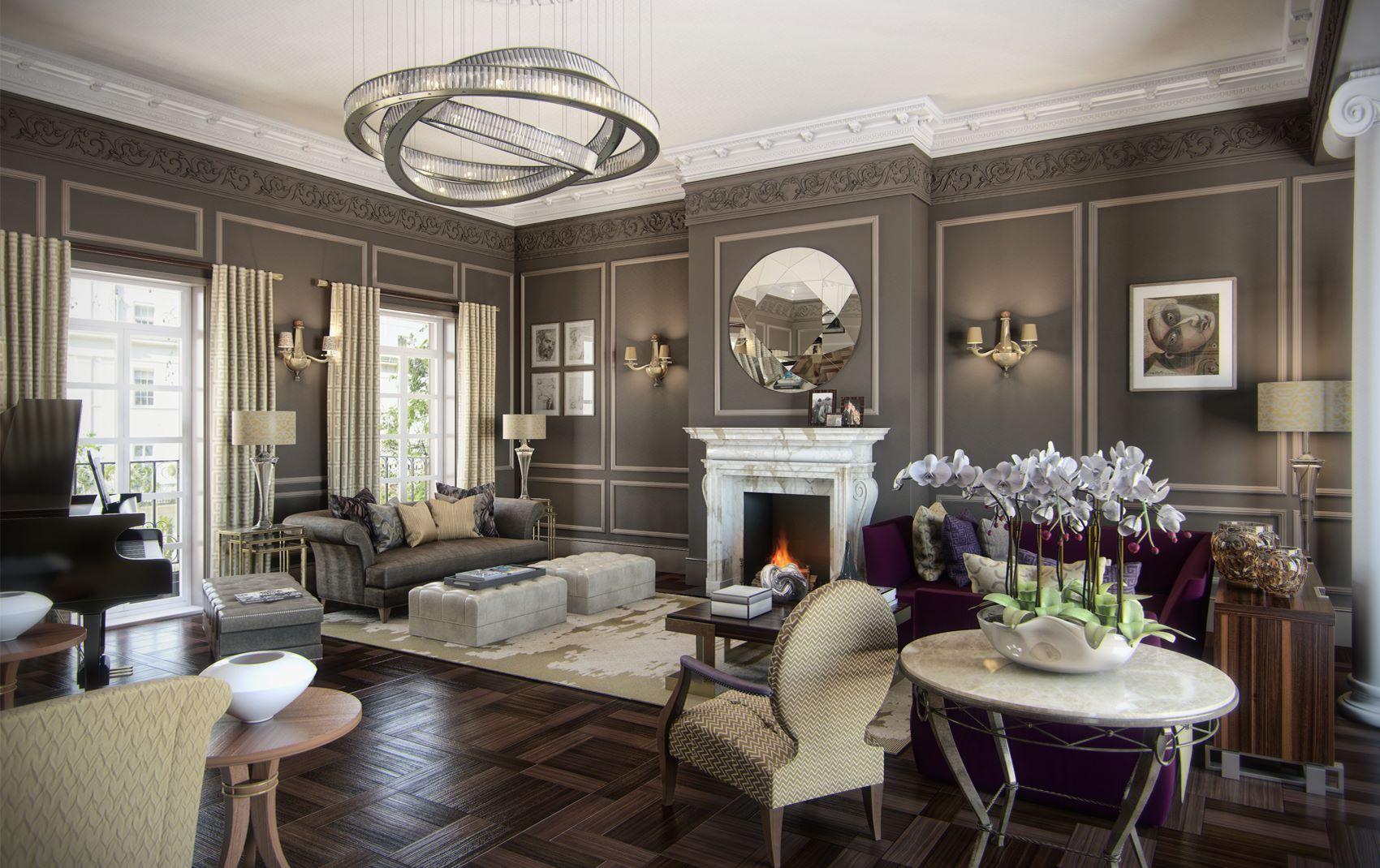 Ren dekker design london high end luxury exclusive interior design by ren dekker