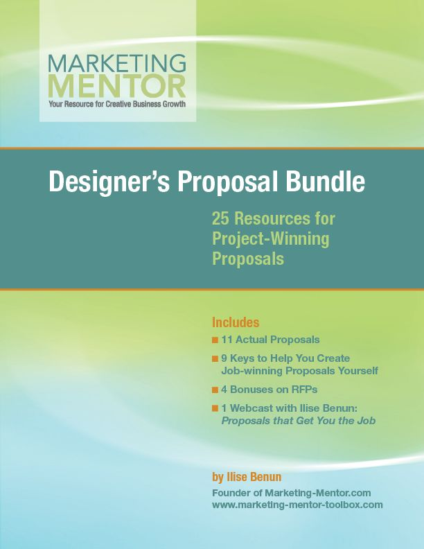 How To Write a Graphic Design Proposal RFP Templates \ Samples - graphic design proposal template