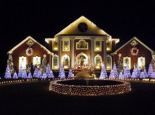 Outdoor LED Christmas Lights Christmas lights, Yards and Outdoor - outdoor led christmas decorations