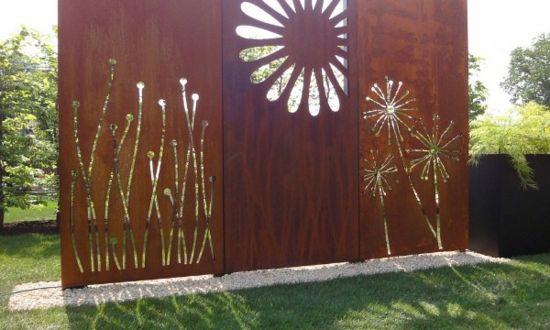 Sichtschutz im Garten u2013 Schützen Sie Ihre Privatsphäre - tipps sichtschutz garten privatsphare