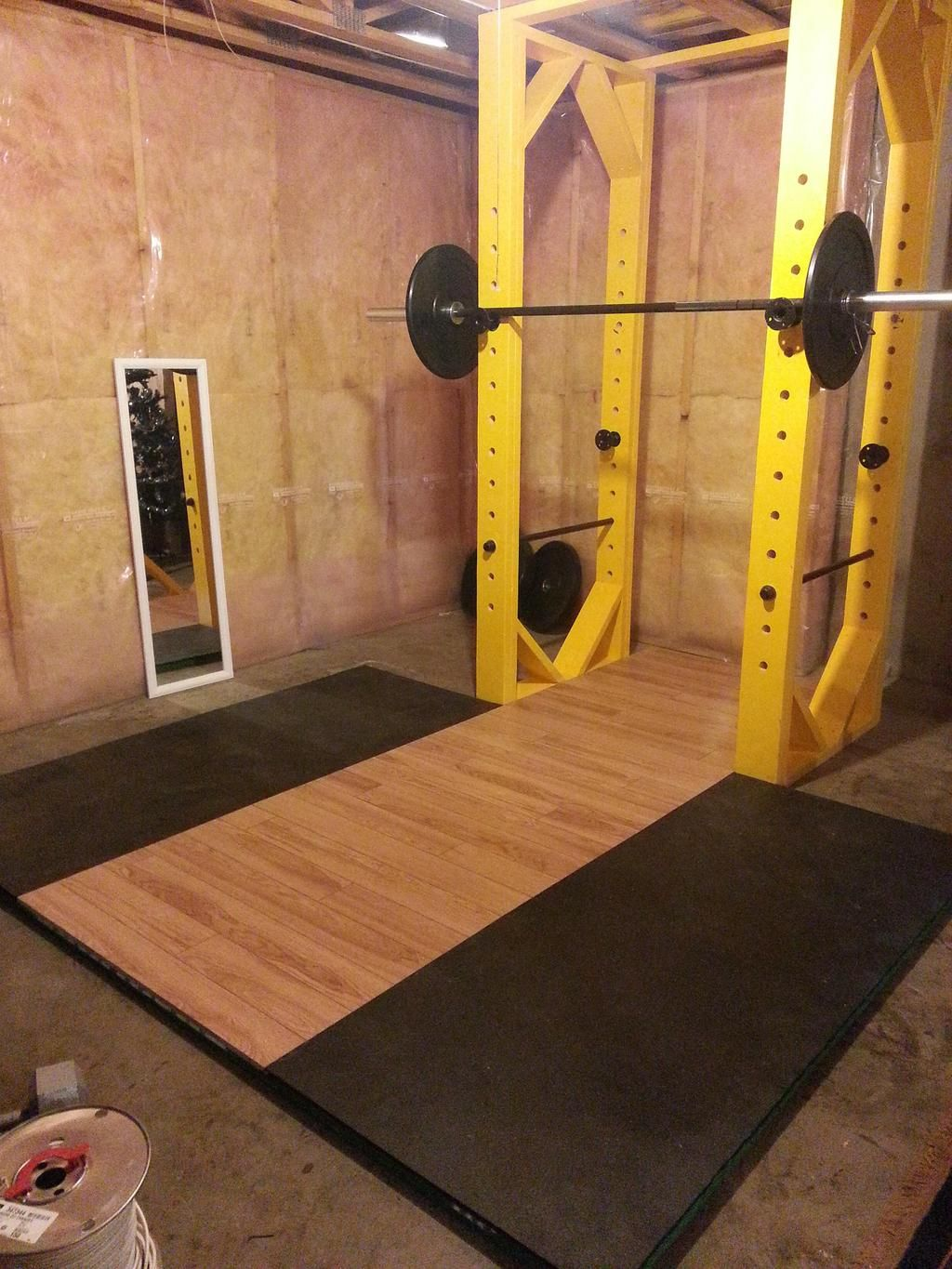 Diy Garage Gym Equipment Best 25 43 Power Rack Ideas On Pinterest Diy Power Rack