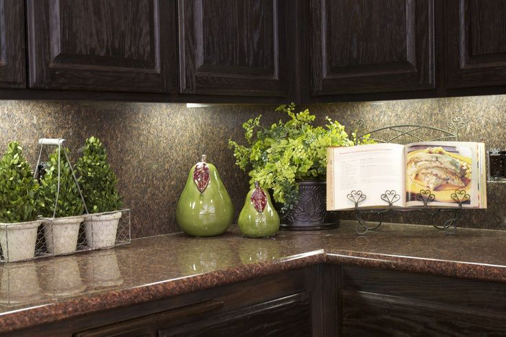 3 Kitchen Decorating Ideas for the Real Home Countertop - decor ideas for kitchen