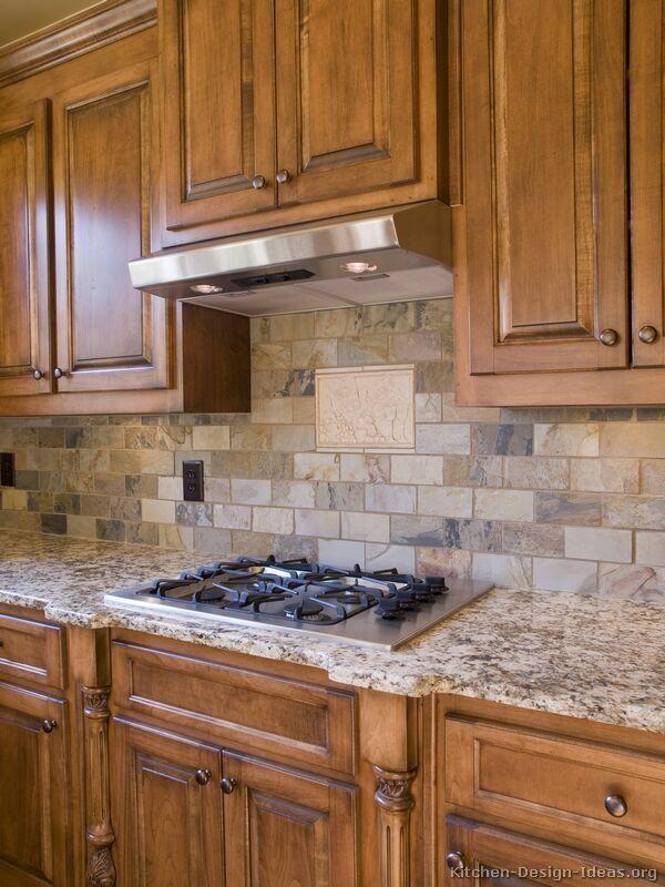Kitchen of the Day Learn about kitchen backsplashes Best - kitchen back splash ideas