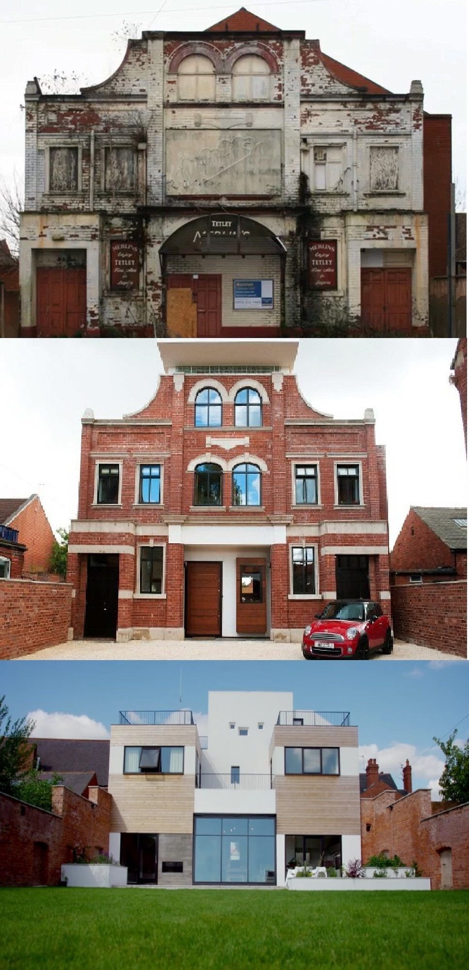 reforma grand designs south yorkshire reforma de cinema para casa