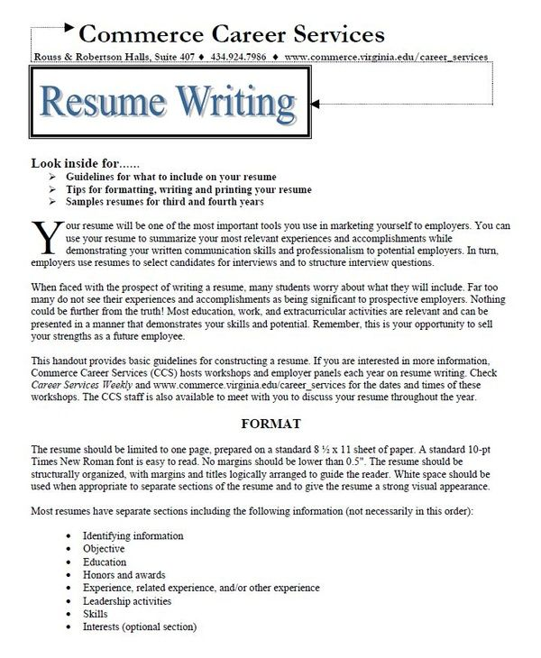 Make A Resume Resume Samples Pinterest   Resume Guidelines