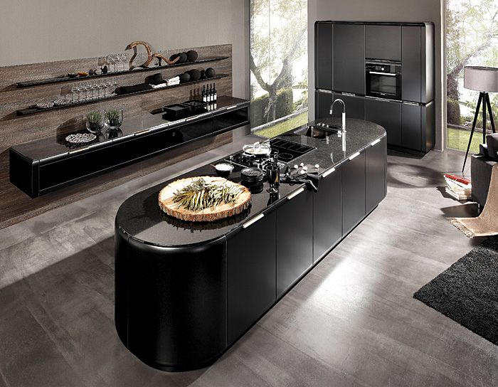 Kitchen Design Trends 2016 u2013 2017 - Oval Shapes PROJECTS - new kitchen ideas