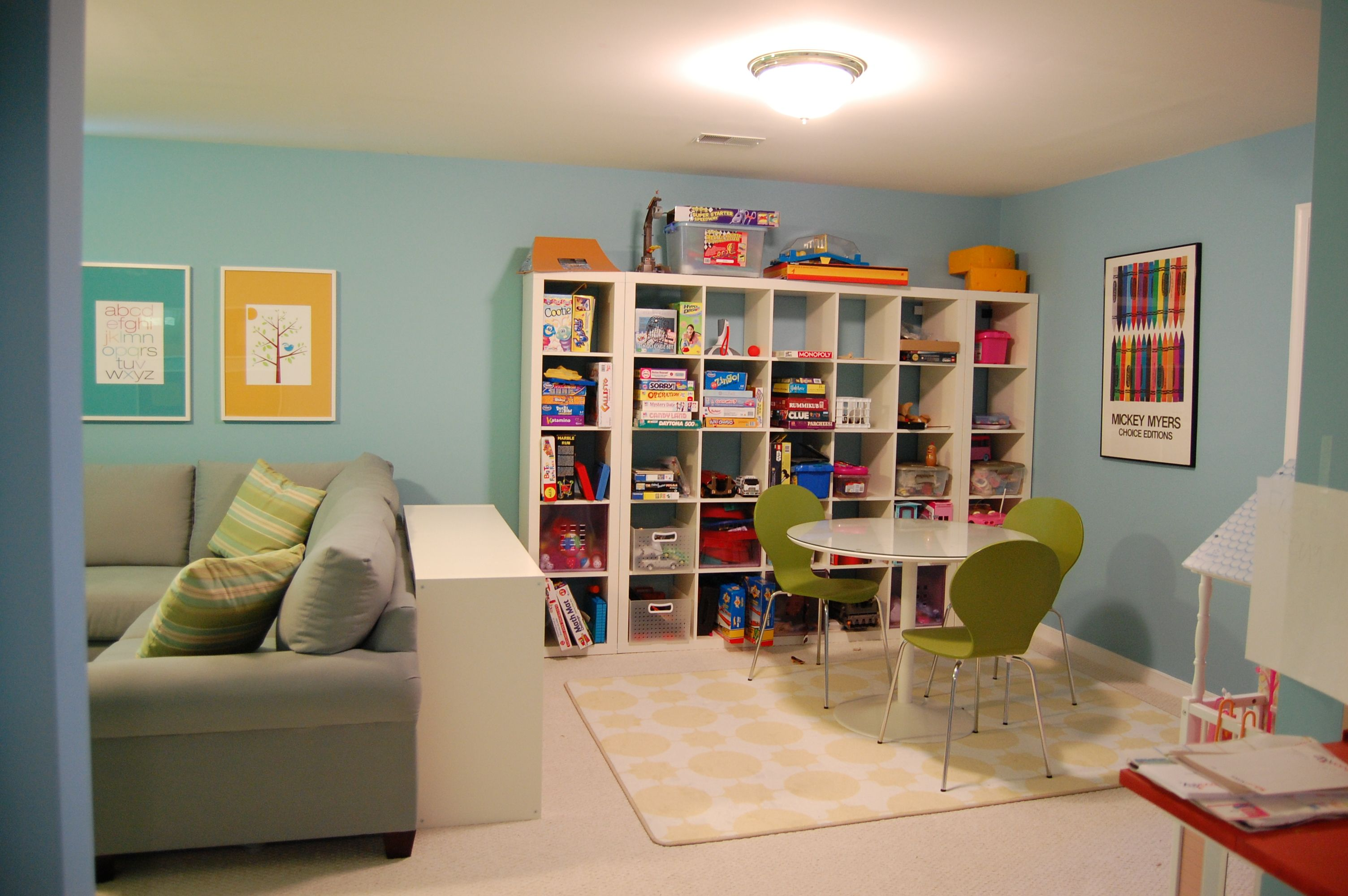Child Playroom Ideas Fun And Functional Family Playroom Playrooms Room Ideas