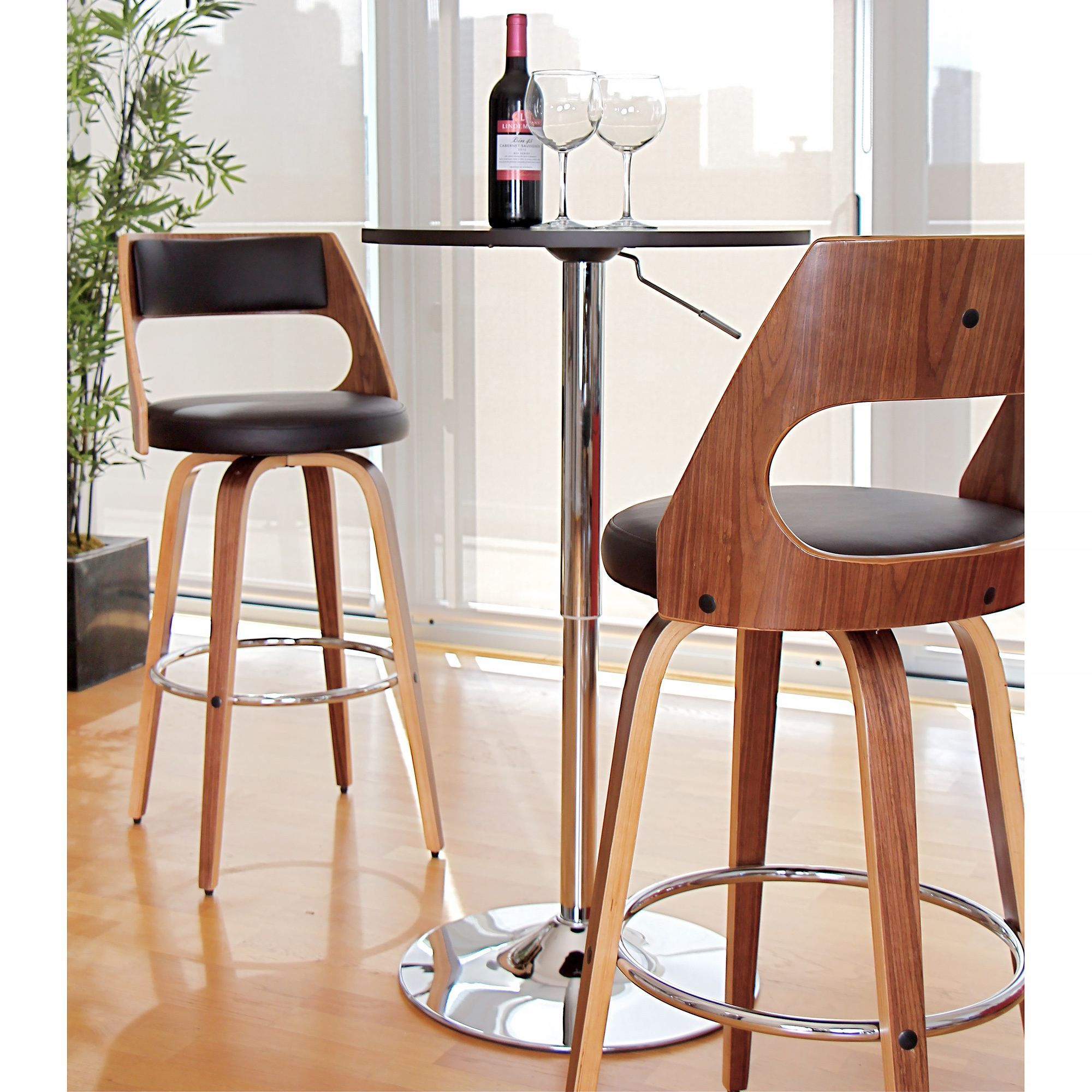 Wood Kitchen Counter Stools Step Into The Future Of Kitchen Design With The Modern