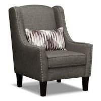 Ritz 2 Pc. Living Room w/Accent Chair | American Signature ...