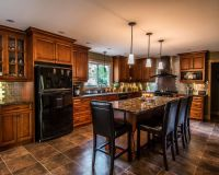 kitchens with black appliances photos - Bing Images ...