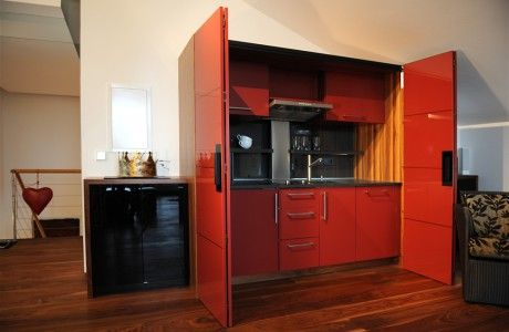 Schrankküche Design ttciinfo - kompaktes minikueche design konzept