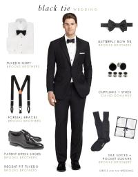 What to Wear to a Formal Black Tie Wedding | Black tie ...