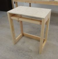 wood desk project plans | plans for wood furniture ...
