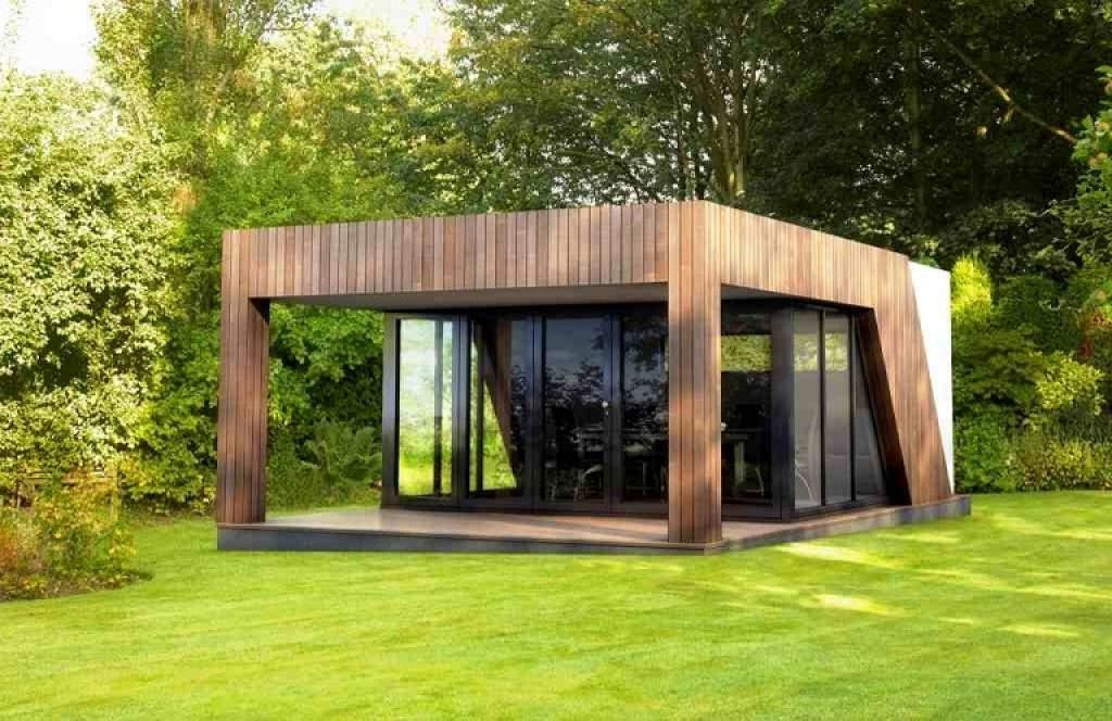 Garden , Awesome Unusual Garden Sheds Design  Luxury Design - garden shed design