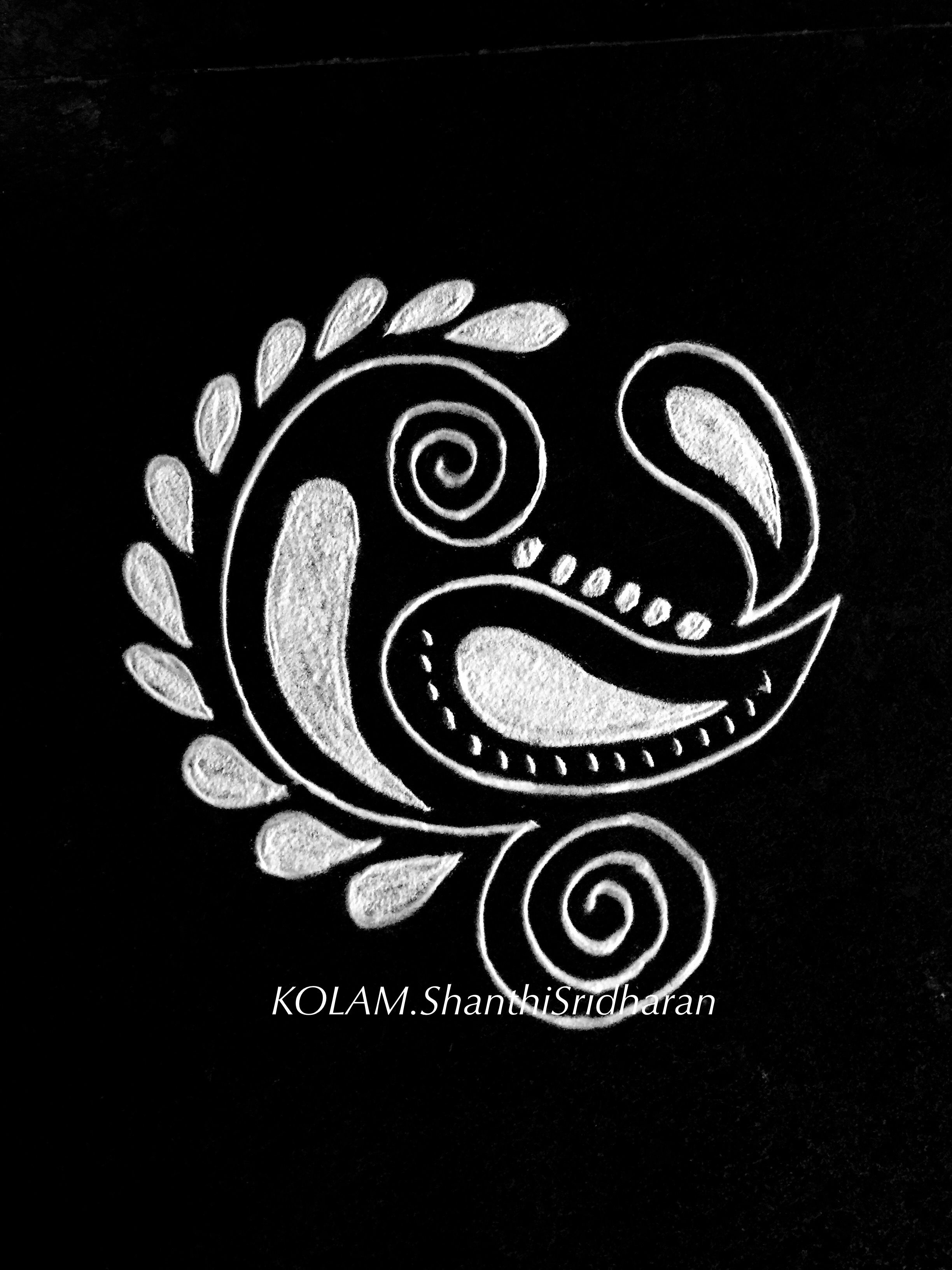 Diwali Black And White Pictures Pin By Shanthi Sridharan Kolam On Black And White Kolam