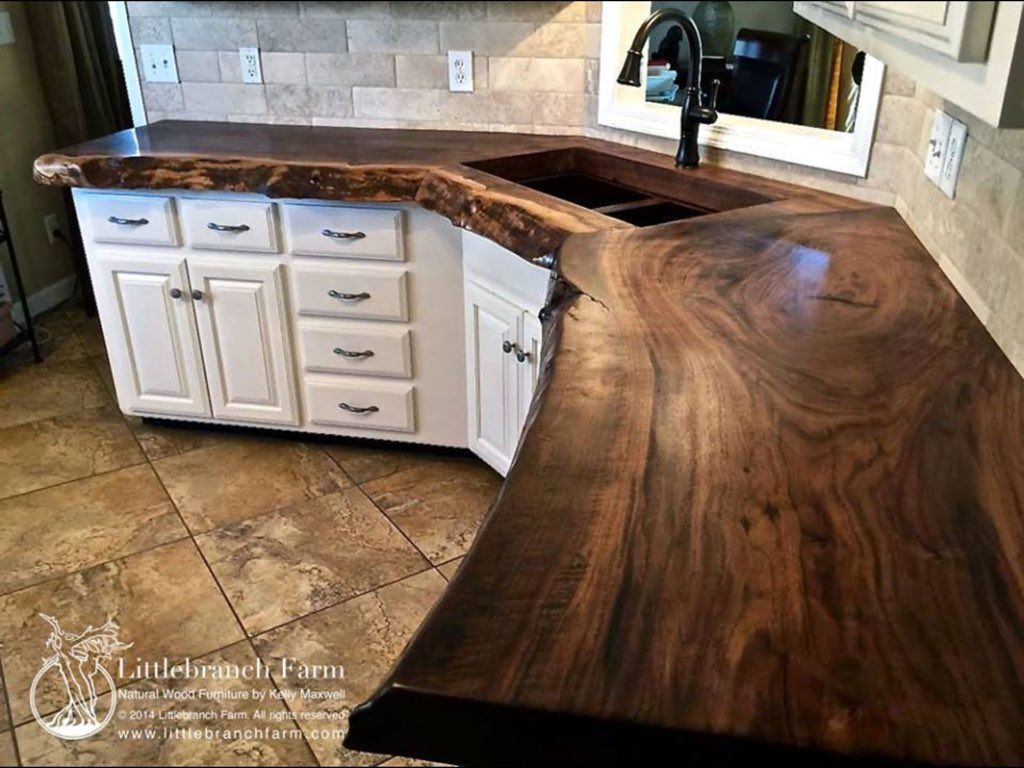 How To Make Wood Kitchen Countertops Imgur Post Imgur Clever Kitchens Pinterest