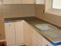 tile countertops | Ceramic tile countertop installation ...