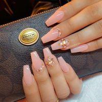 Cute Acrylic Nails Art Designs & Ideas | Artificial nails ...
