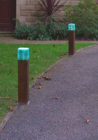 Iroko - led mini bollard light | Driveways, Bespoke and ...
