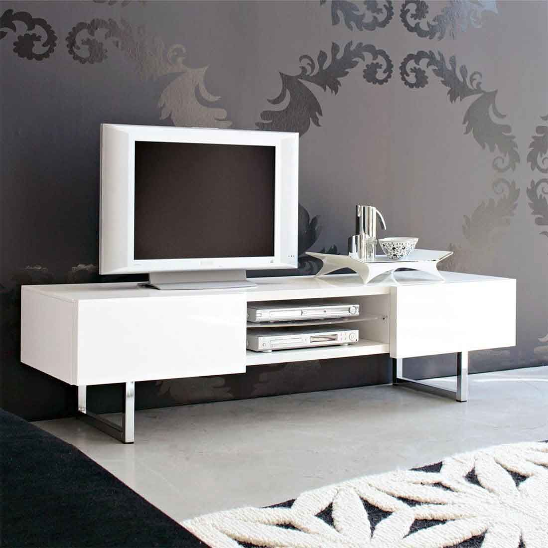 Tv Stand Decor Ideas White Tv Stand Ideas Home Design And Décor Pinterest