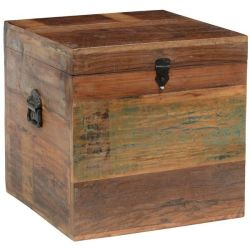 Elk River Small Recycled Wood Box 205 ❤ Liked on Polyvore