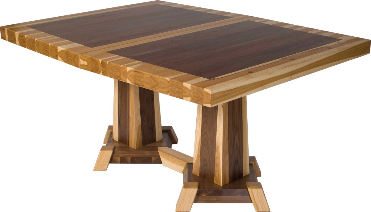 solid wood kitchen tables table Patterns The Most Unique Dining Tables You ve Ever Seen Custom Mixed