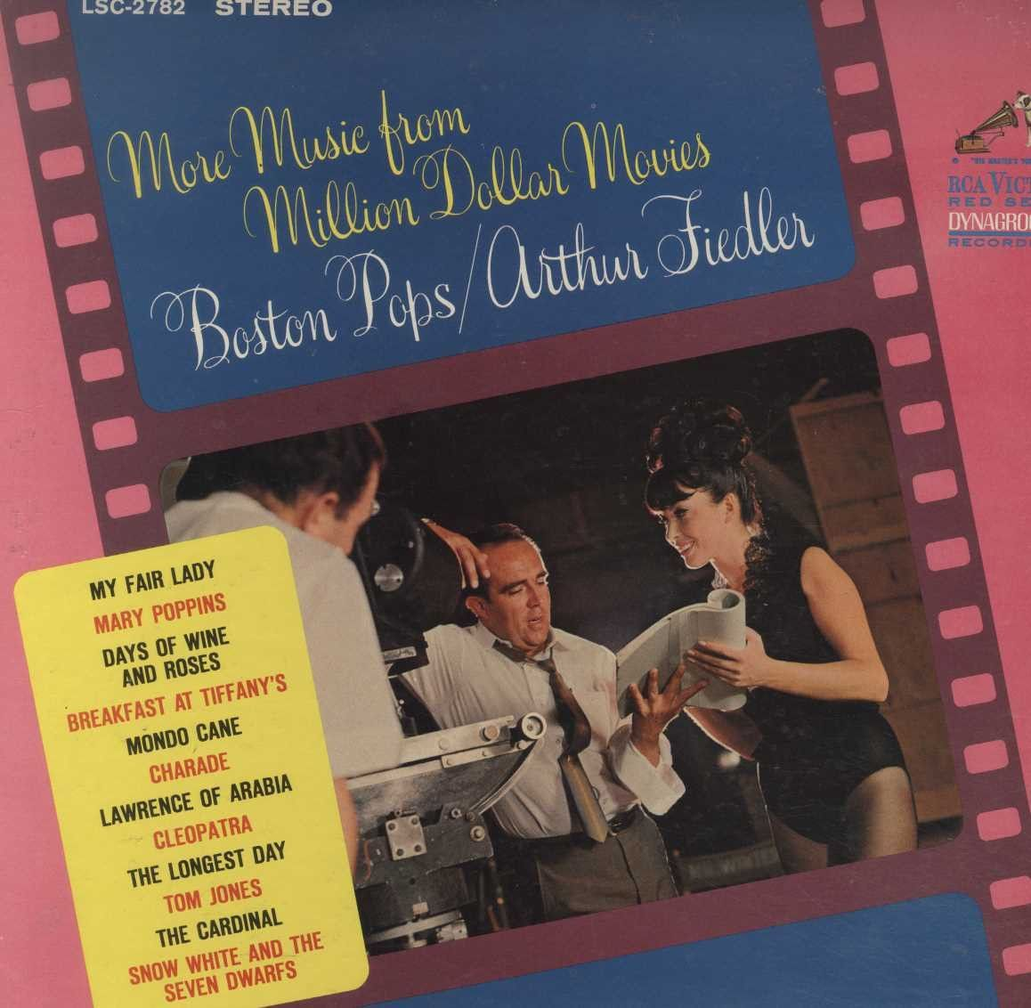 Artie Shaw Theme Song The Boston Pops Orchestra More Music From Million Dollar Movies