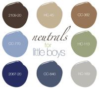 A Neutral Palette For Boys Bedrooms | Neutral tones, Boys ...