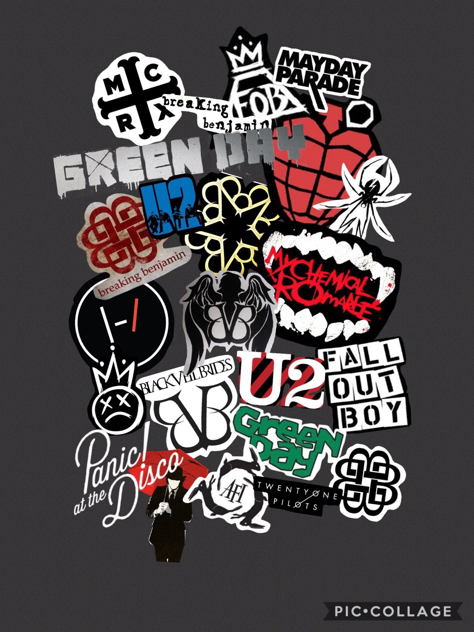 Falling In Reverse Computer Wallpaper My Lockscreen All The Bands I Like Even The Ones I