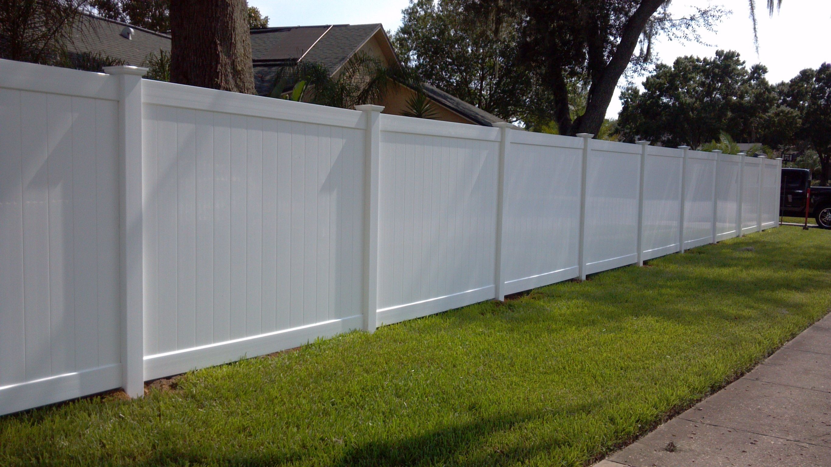 Hekwerk Prijzen Outdoor Yard Vinyl Fences Prices Cheap Pvc And Wpc Fence