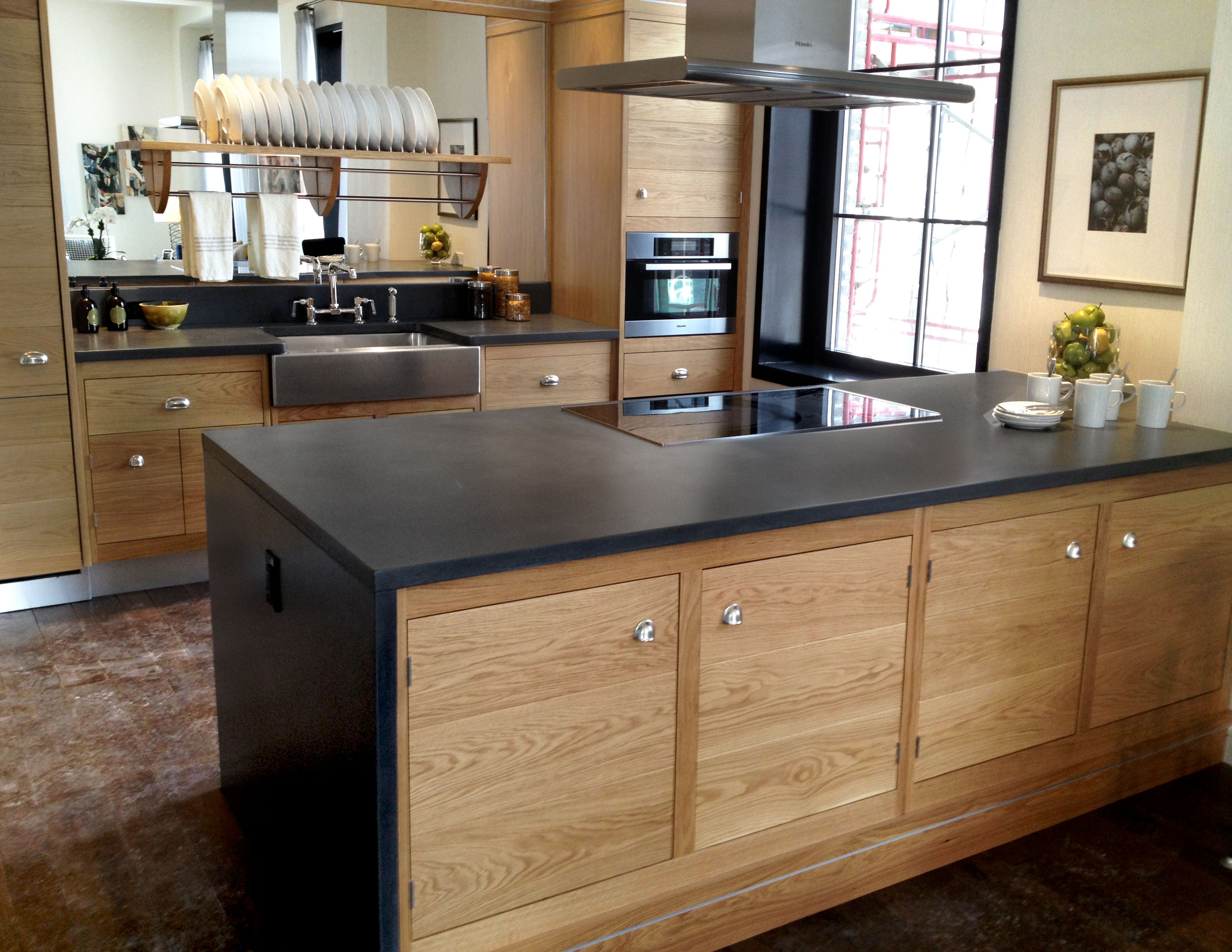 Finished Concrete Countertops 4 Most Amazing Waterfall Concrete Countertops Properties