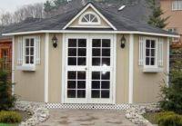 pentagon garden shed plans - Google Search | Outdoor ...