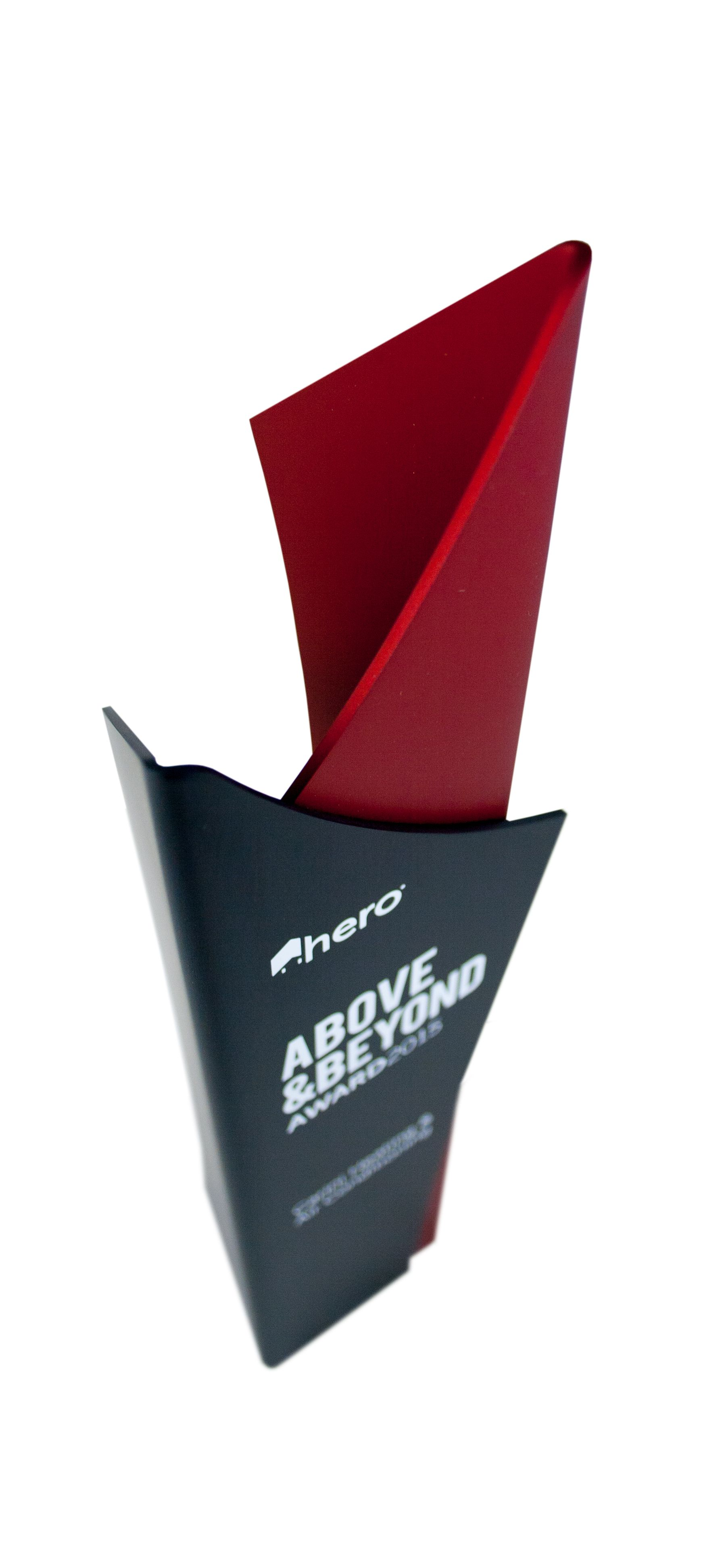 Our new unity tall trophy award design is sure to impress made