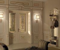 LUIGI XVI Luigi XVI Classic Wood Interior Doors | Italian ...
