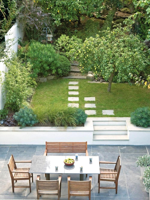 Garden Design Long Narrow garden design ideas for long narrow gardens pictures to pin on