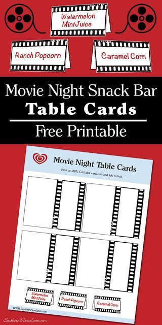 Free Printable Movie Ticket Invite (+ video tutorial on how to - movie invitation template free