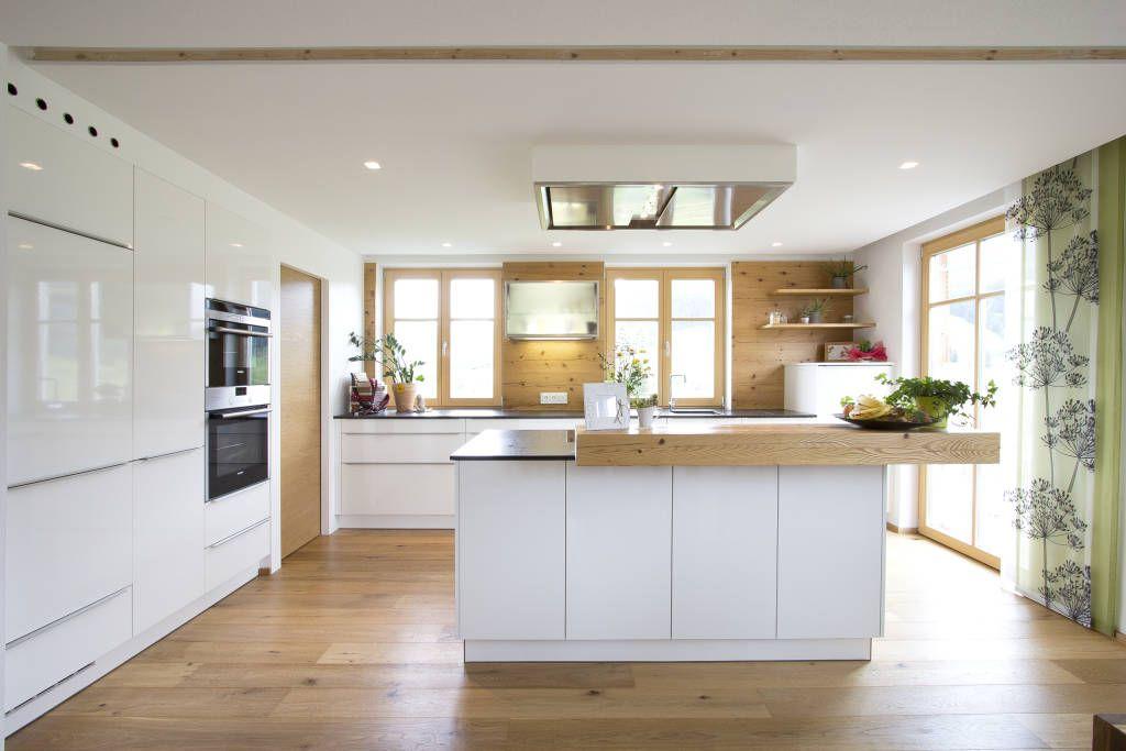 Wohnideen, Interior Design, Einrichtungsideen \ Bilder Altholz - weise moderne kuche