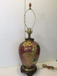 Vintage Frederick Cooper Hollywood Regency Porcelain