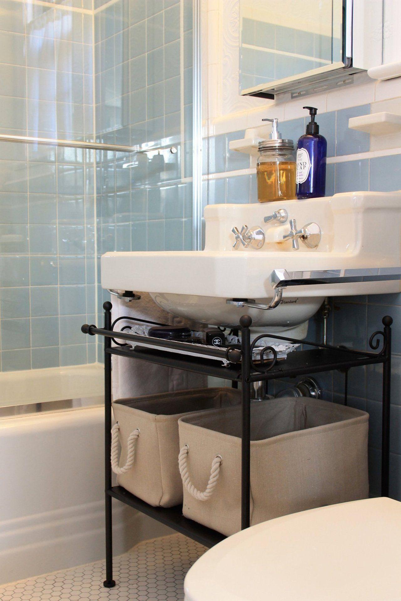 Under Cabinet Storage Bathroom