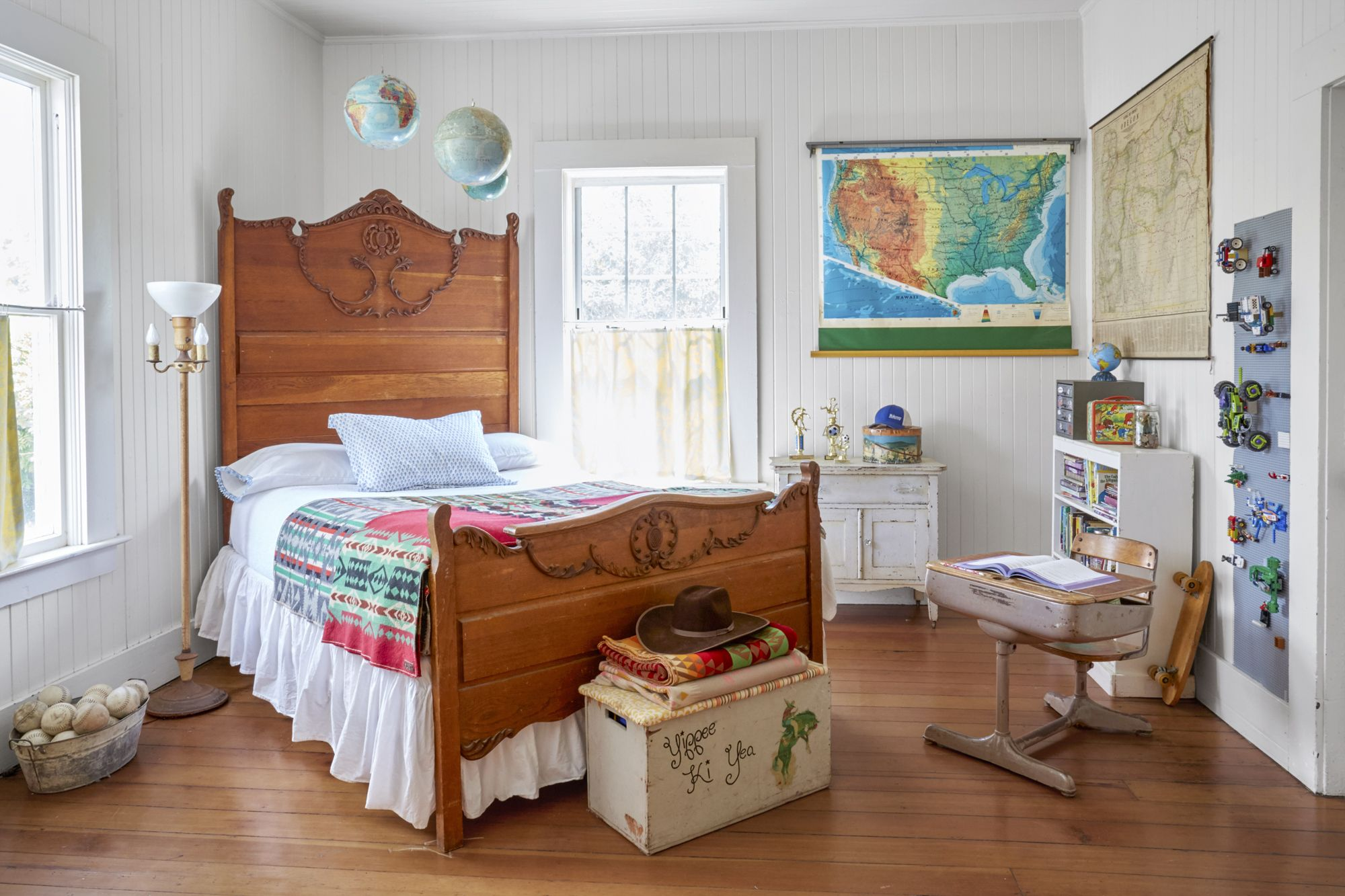 Vintage Farmhouse Bedroom Images 16 Vintage Decorating Ideas From Inside A 19th Century