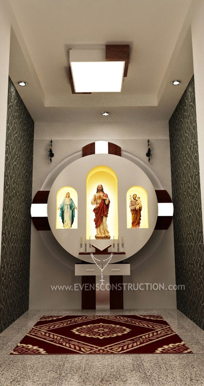 Prayer room ideas pictures remodel and decor -  Remodels And Decor Yabeen Home Home Prayer Room Ideas Download